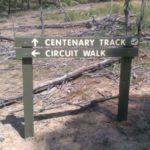 Centenary Track Junction