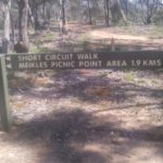 Werribee Gorge - Short Circuit Walk Junction