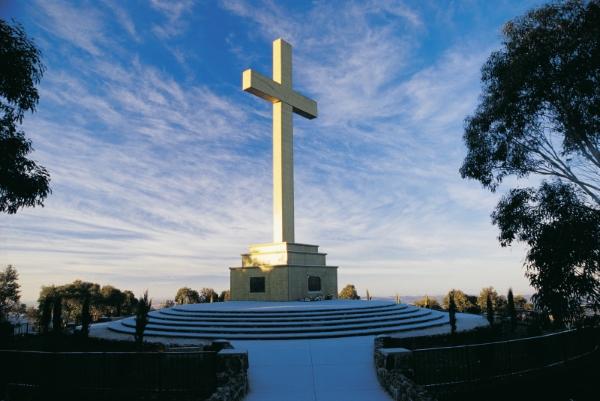 Mount Macedon Memorial Cross