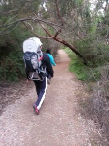 Newport lakes hike