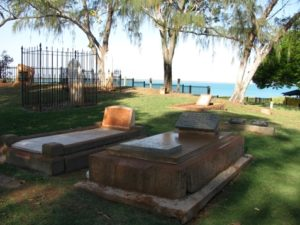 Pioneer cemetery , Broome, Westeran Australia. Top walks in Broome.