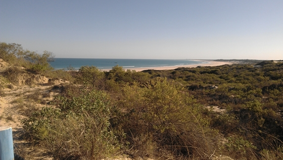 views from Minyar Park, Broome, Western Australia