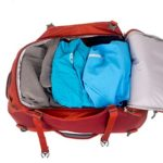 Osprey Porter 46 - Backpack fully opened for easy packing