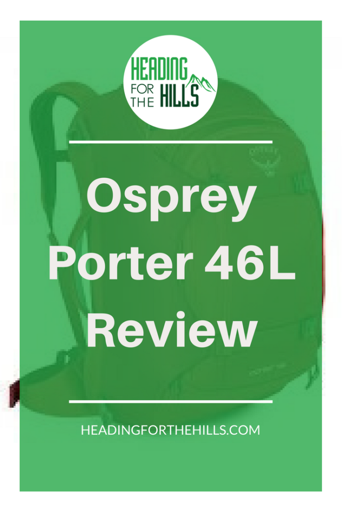 Osprey Porter 46 Review