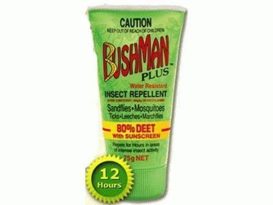 Bushman Plus Inspect Repellent