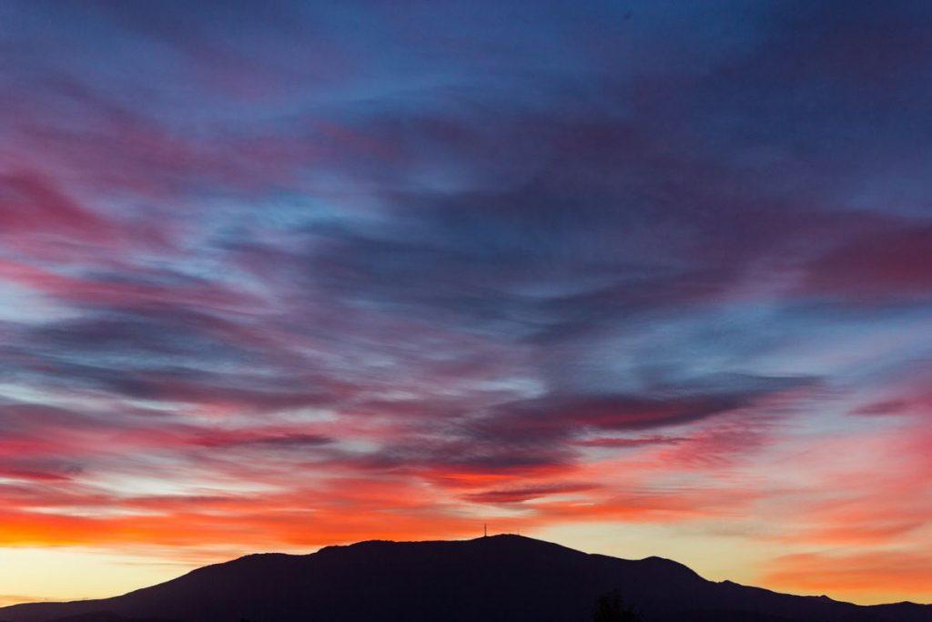 Mount Wellington, Hobart Australia