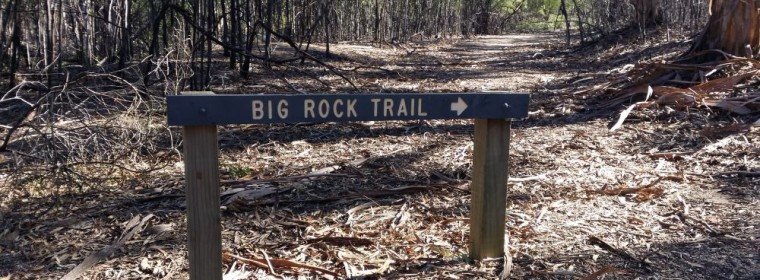 You Yangs Walk - Big Rock and Kurrajong Circuit