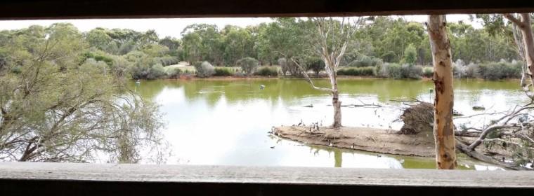 Serendip Sanctuary Lara - lake view