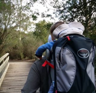 Serendip Sanctuary is one of many great family-friendly hikes west of Melbourne