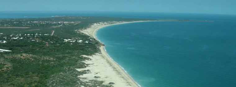 Five top walks in Broome | Flying into Broome, Western Australia