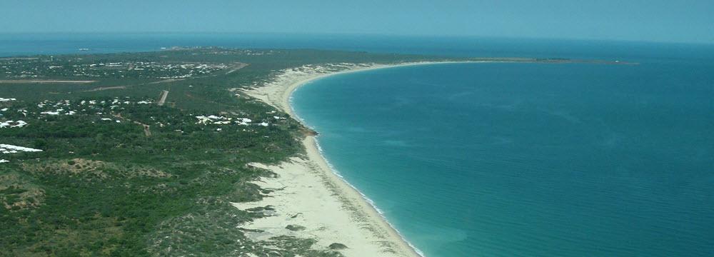 Five top walks in Broome | Flying into Broome, Western Australia
