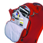 Osprey Porter 46 - Details of the pocket organiser