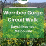 Werribee Gorge Circuit Walk Hike