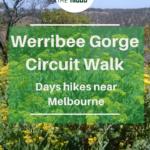 Werribee Gorge Circuit Walk Hike