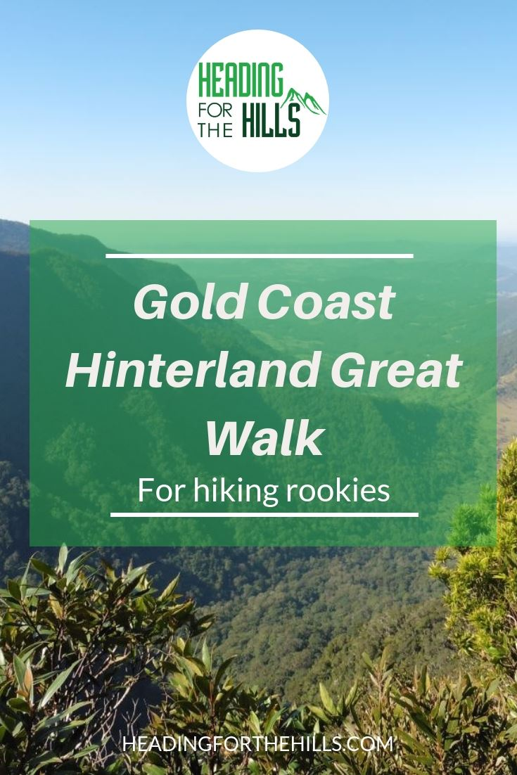 Gold Coast Hinterland Great Walk - Hiking for Rookies