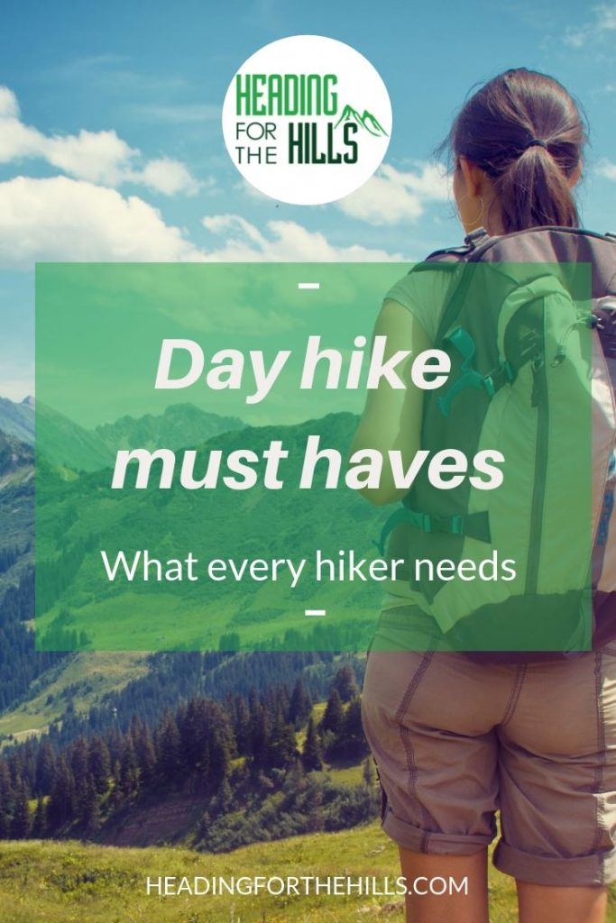 What every hiker needs