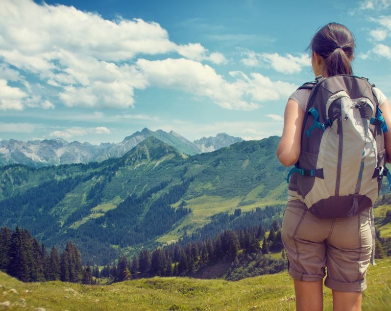 Must-haves for a day hike