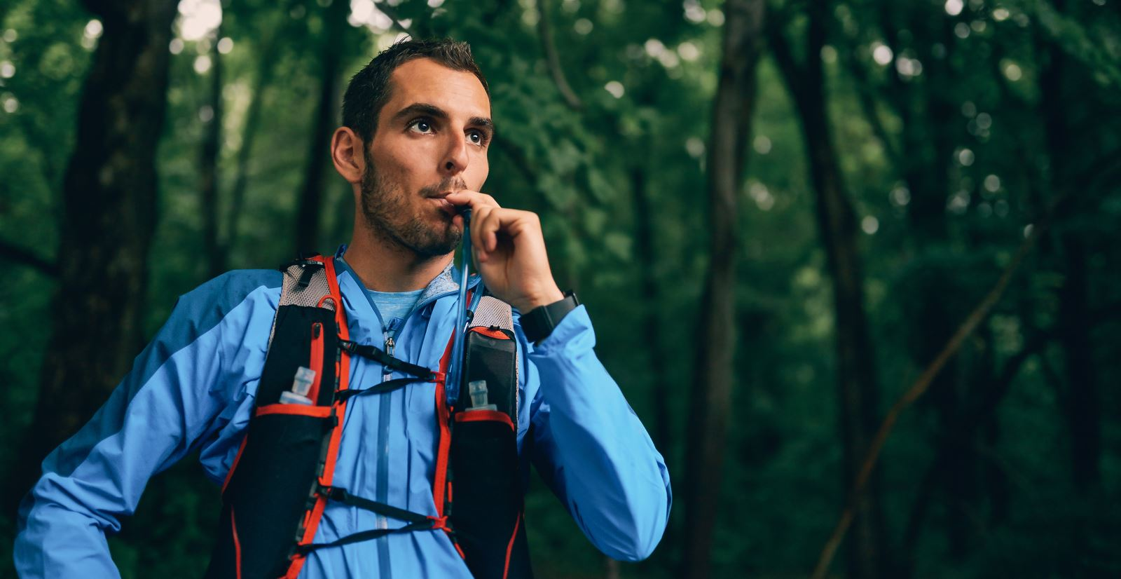 How to clean a hydration bladder