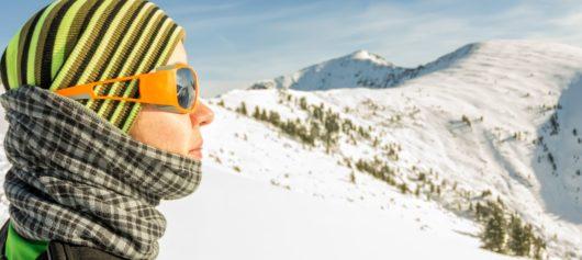 Hiking Buff vs Scarf